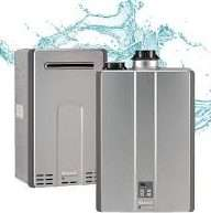 Tankless Water Heater for never-ending hot water