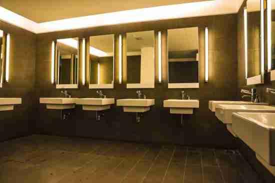 Commercial plumbing.