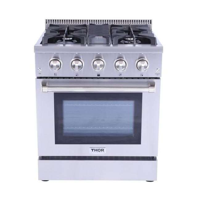 professional gas stove to help you cook like a professional